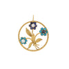 Van Cleef and Arpels Giardinetti Pendant -- Ariel Gordon Jewelry