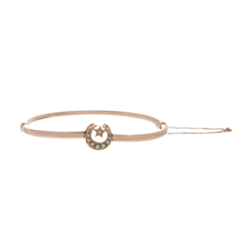 Seed Pearl Bangle -- Ariel Gordon Jewelry