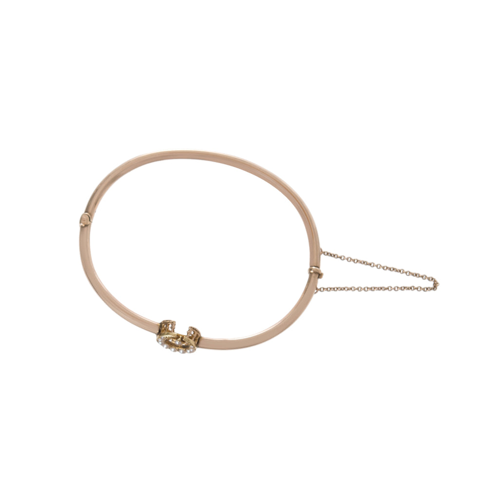 Seed Pearl Bangle