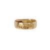 MIZPAH Ring -- Ariel Gordon Jewelry