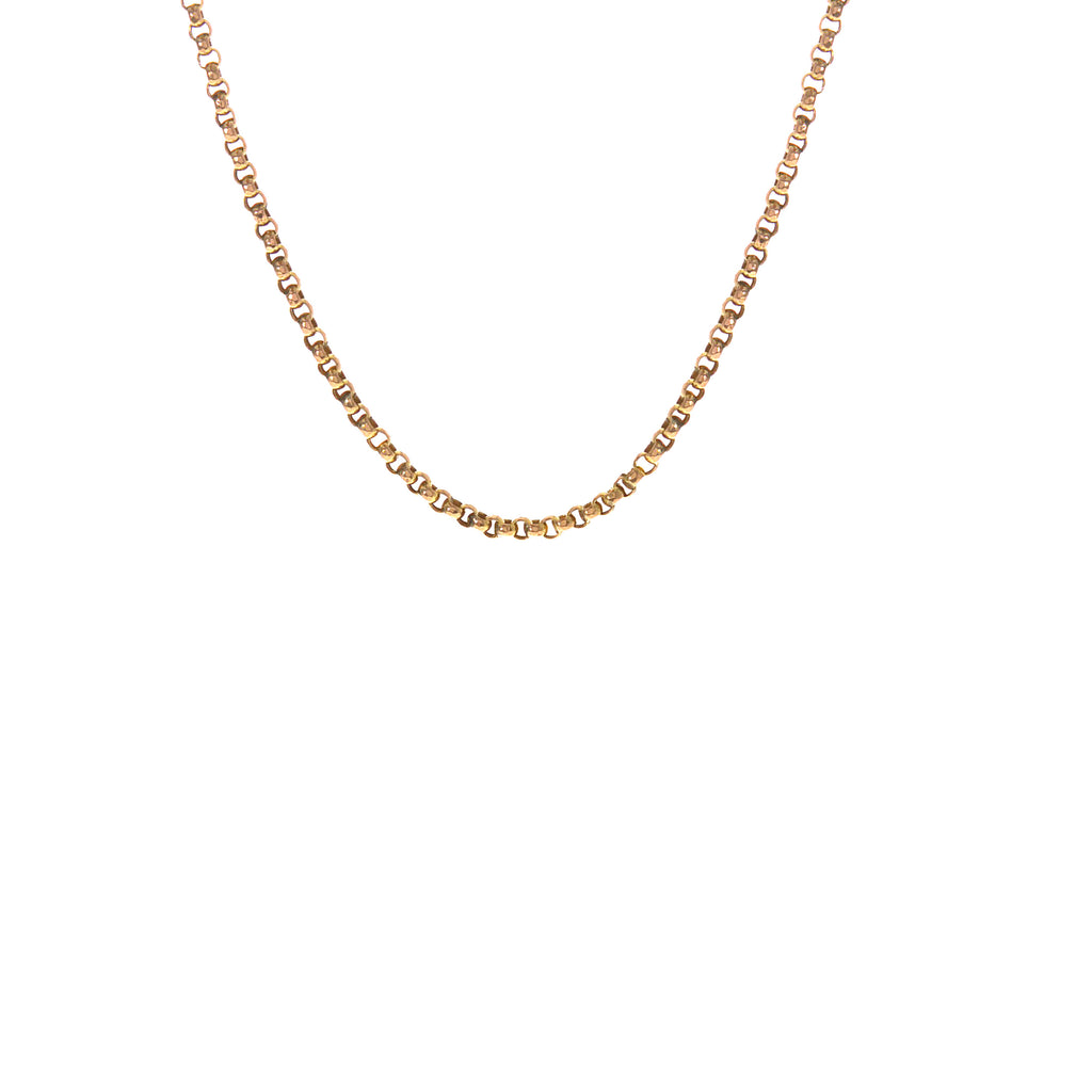 Belcher Chain with Jumbo Lobster Clasp -- Ariel Gordon Jewelry