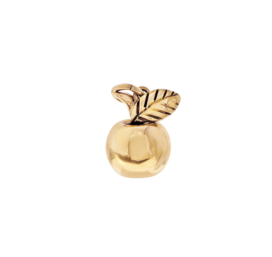 Apple Charm -- Ariel Gordon Jewelry