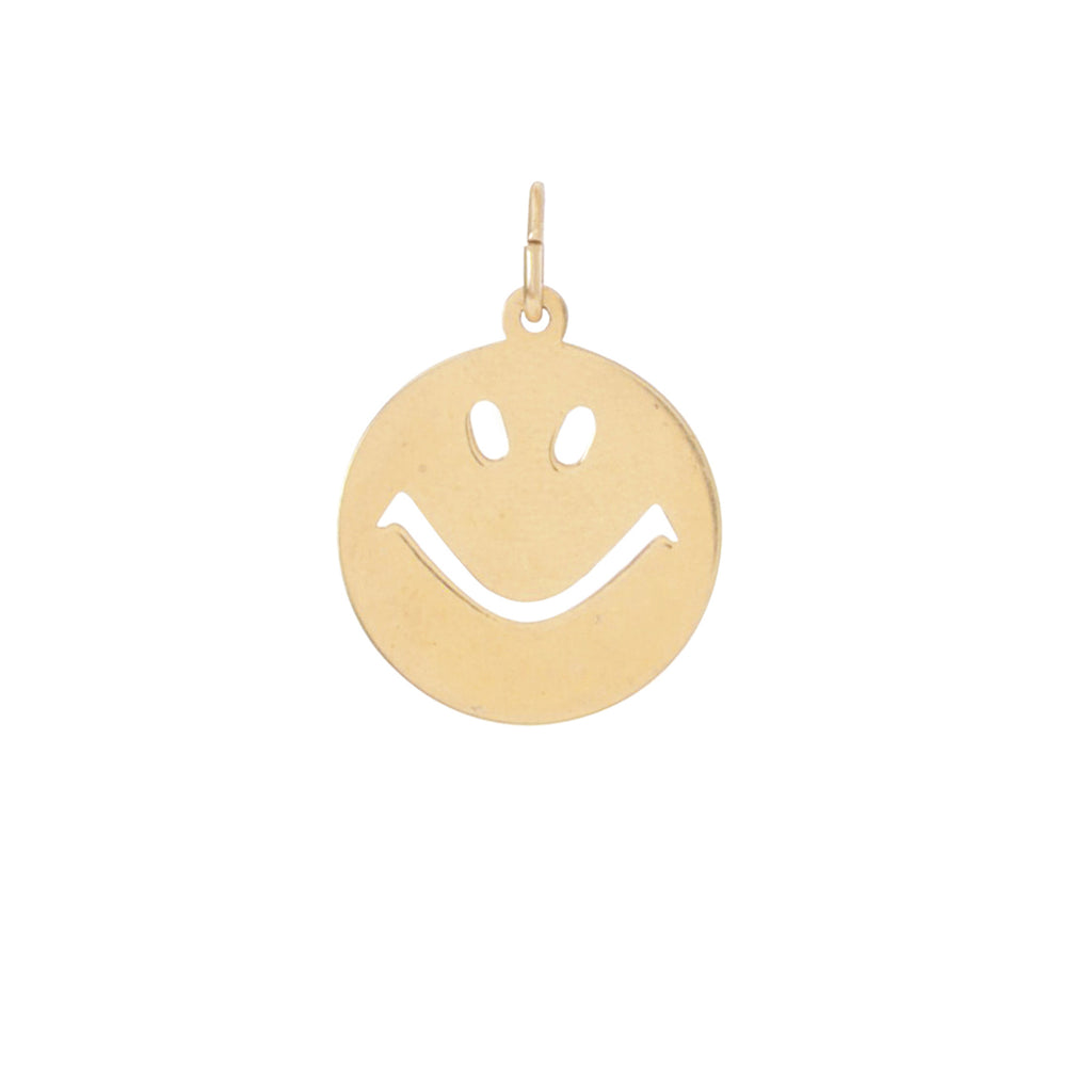Smiley Face Charm -- Ariel Gordon Jewelry