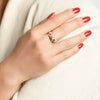 Petite Signet Ring -- Ariel Gordon Jewelry
