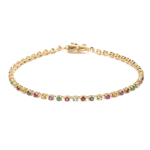 Candy Crush Tennis Bracelet