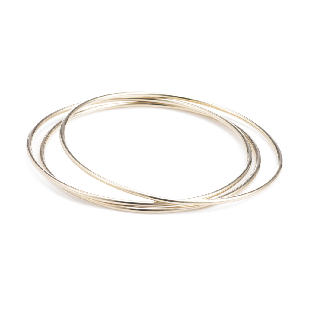 Endless Bangles -- Ariel Gordon Jewelry