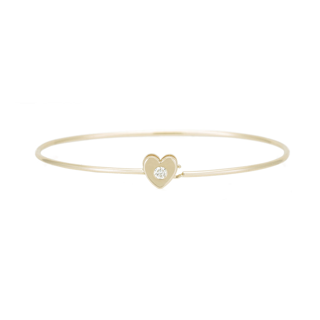 Heart Catch Cuff -- Ariel Gordon Jewelry