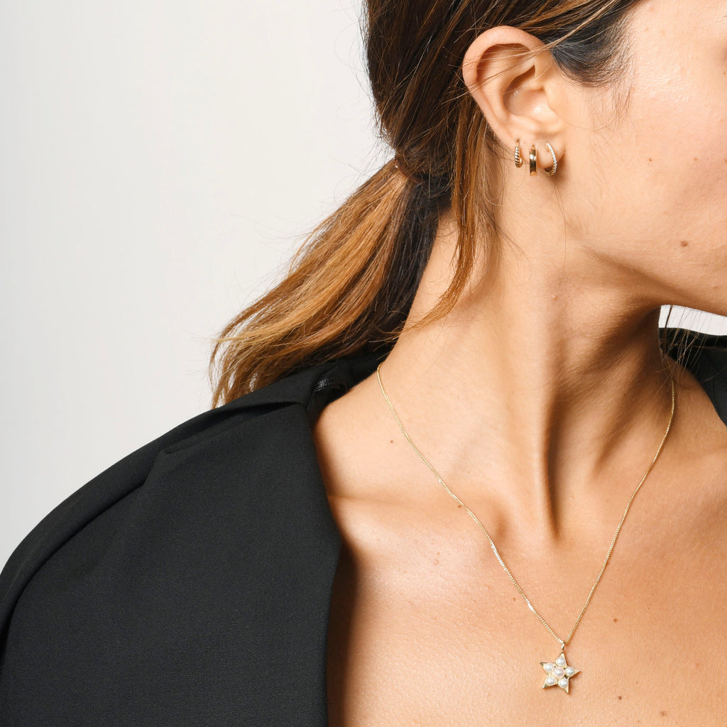 Lido Star Pendant -- Ariel Gordon Jewelry