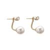 Pearl Ear Jacket -- Ariel Gordon Jewelry