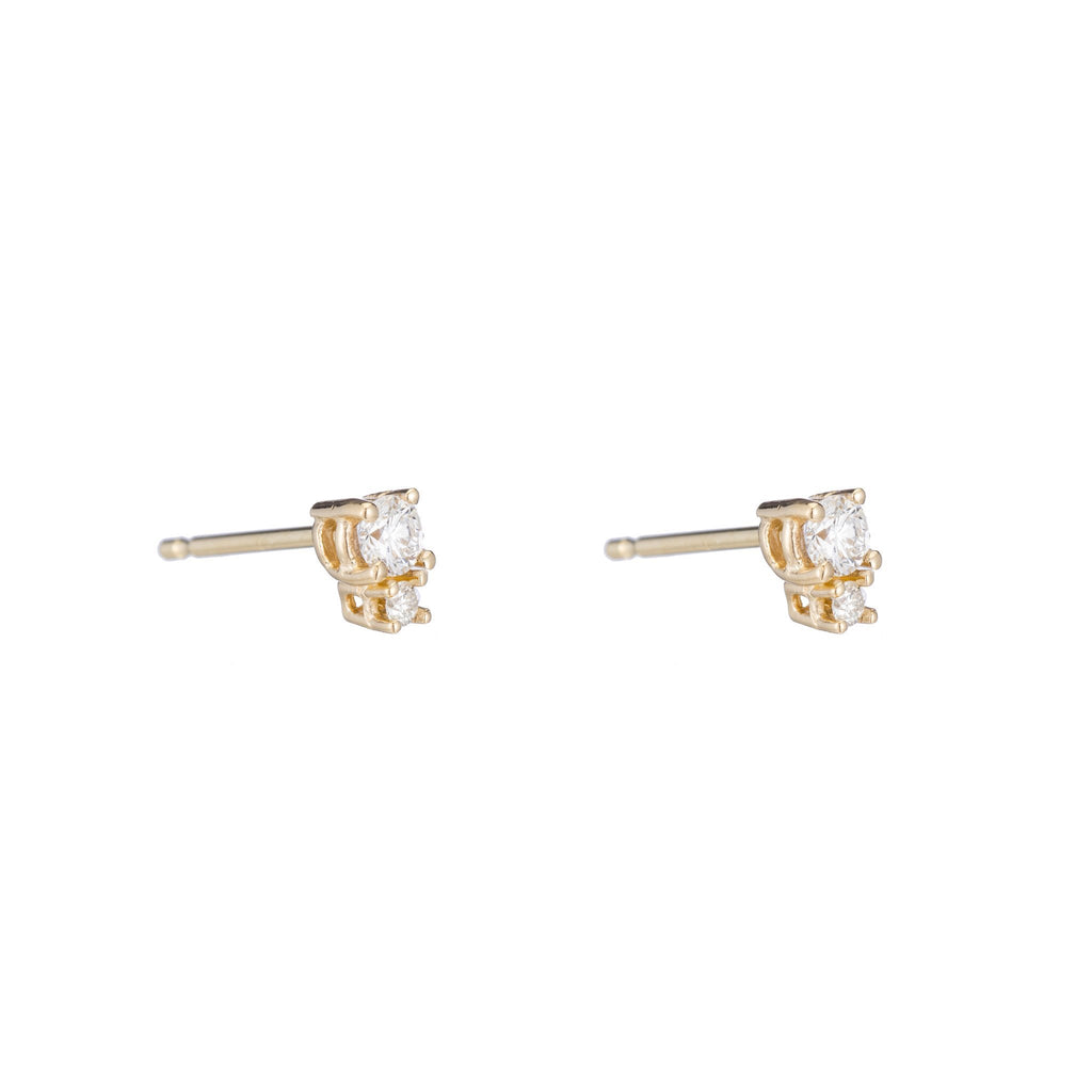 Diamond Spotlight Studs