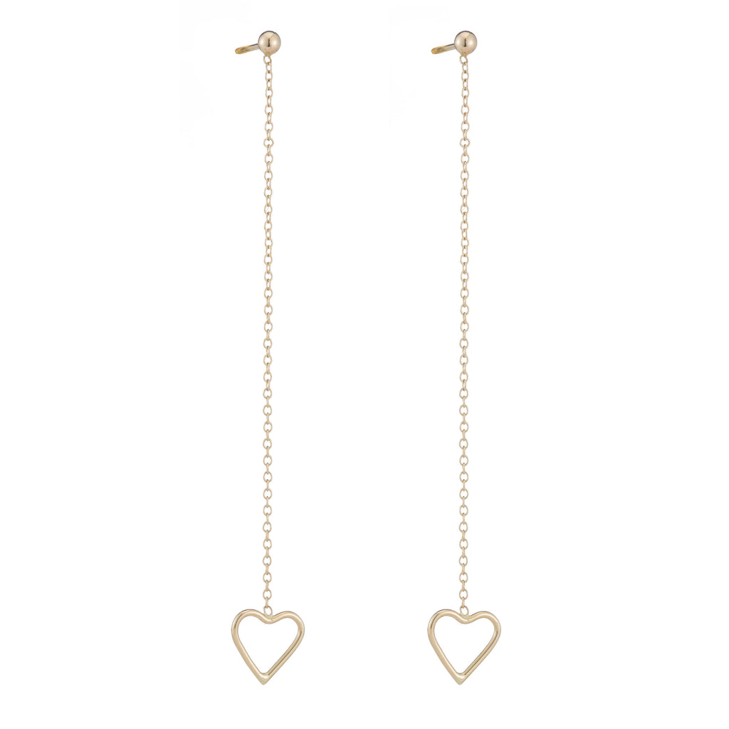 Heart Strings Earring
