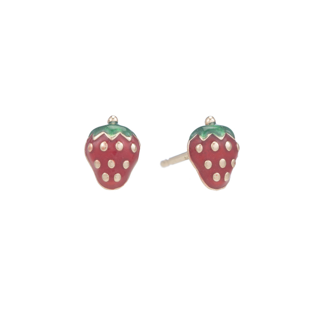 Frutta Single Stud -- Ariel Gordon Jewelry