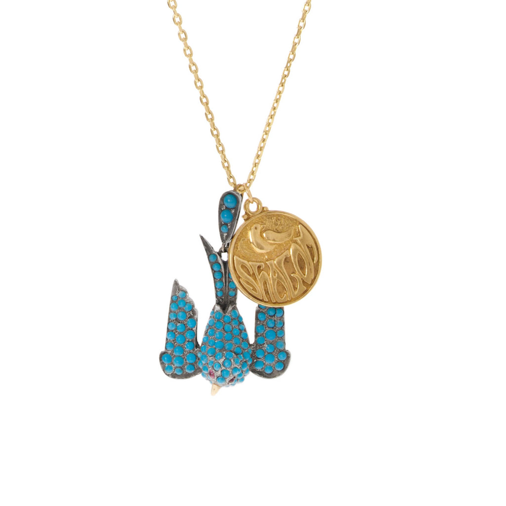 Saint Esprit Dove -- Ariel Gordon Jewelry
