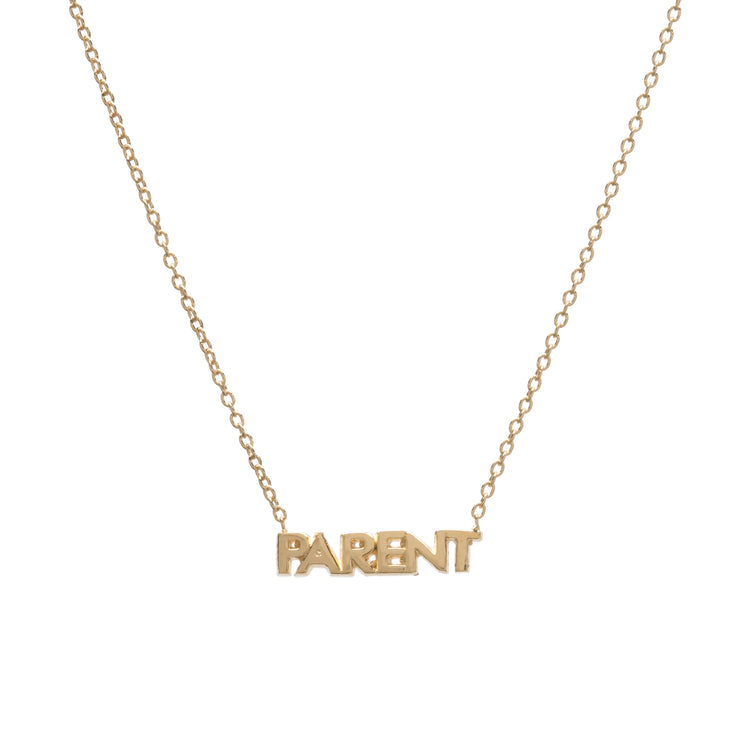 AGJ x LOOM Parent Necklace