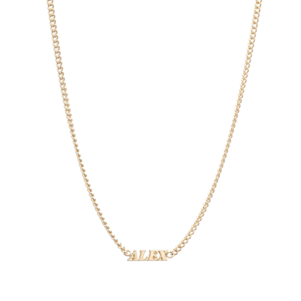 Carmella Name It Necklace