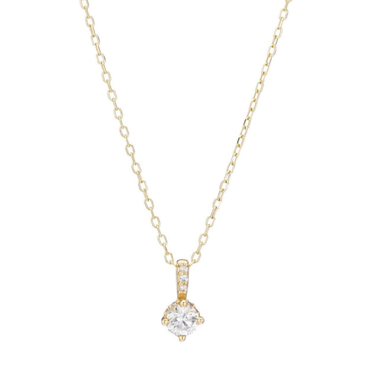 Diamond Spotlight Necklace