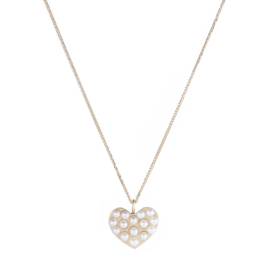 Lido Heart Pendant -- Ariel Gordon Jewelry