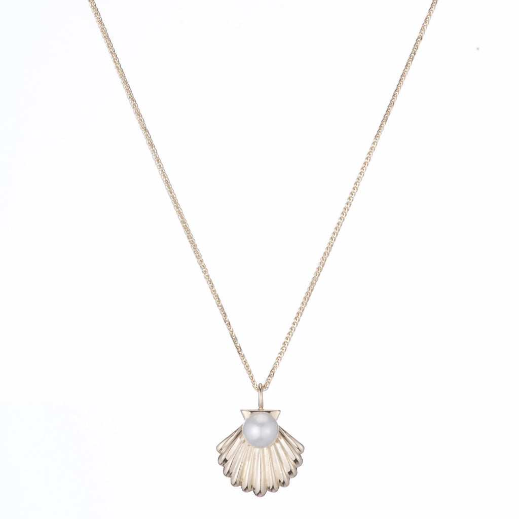 Lido Shell Pendant -- Ariel Gordon Jewelry
