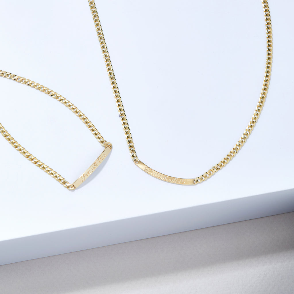 ID Arc Necklace