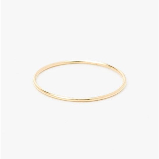 Paper Thin Ring -- Ariel Gordon Jewelry