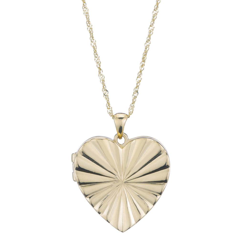 Lumière Locket by Ariel Gordon & Taylor Sterling -- Ariel Gordon Jewelry