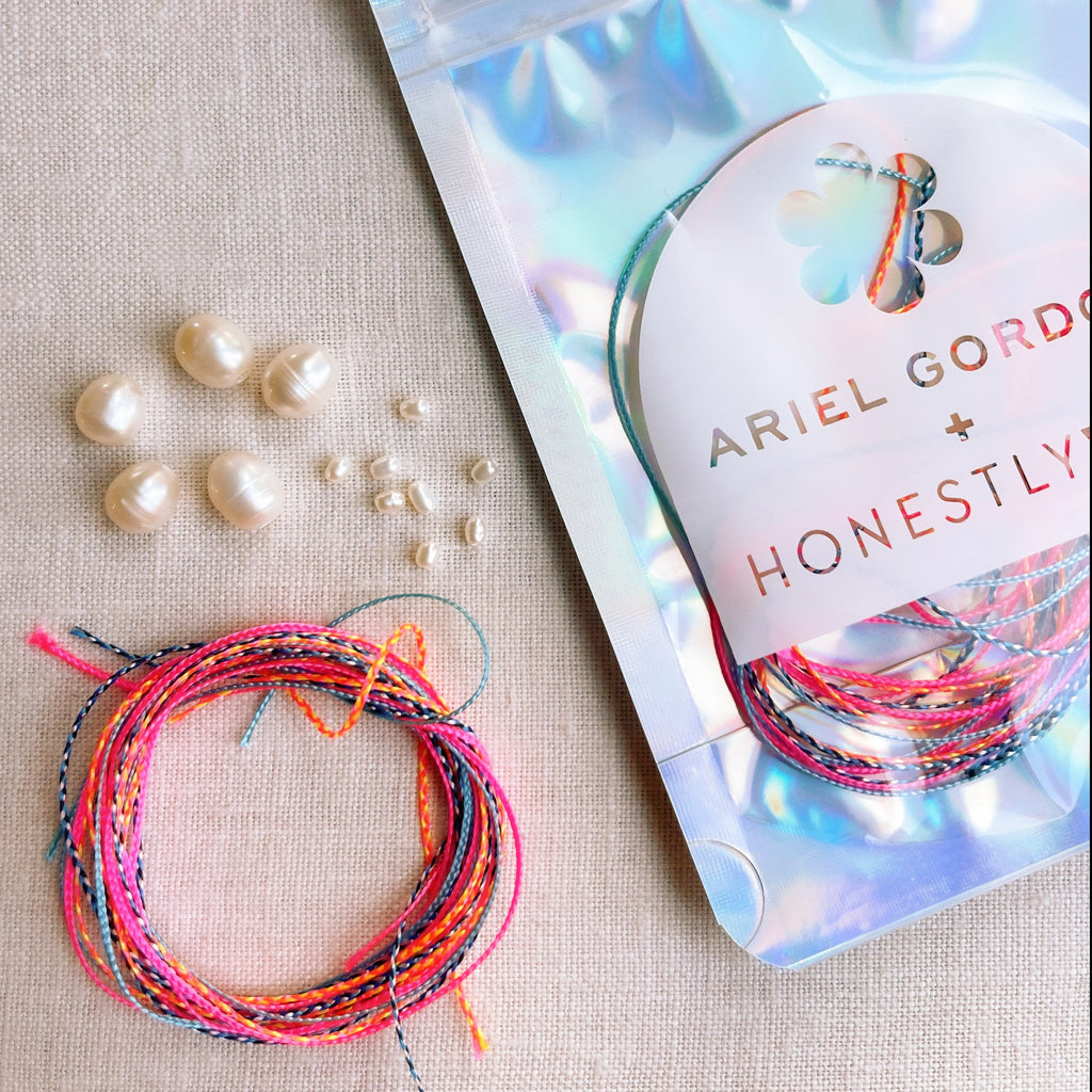 AGJ x HonestlyWTF: Going For Baroque DIY Pearl Kit -- Ariel Gordon Jewelry