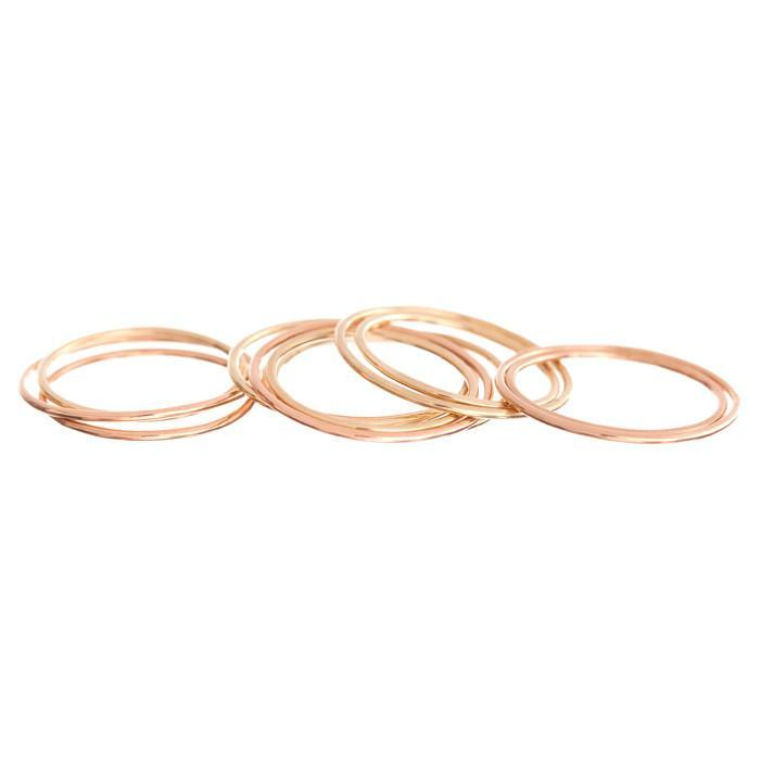 Paper Thin Rings