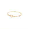 Double Diamond Stacking Ring -- Ariel Gordon Jewelry