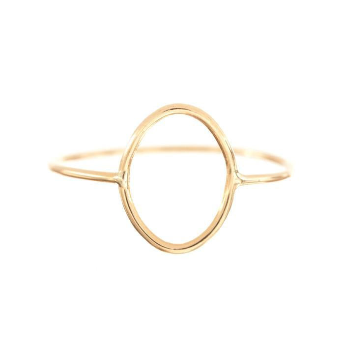 Silhouette Ring