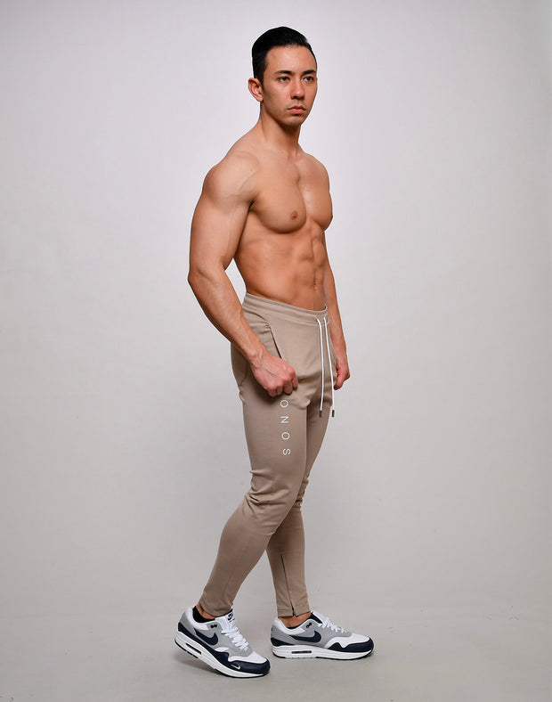 CRONOS MODE STRETCH PANTS【BEIGE】