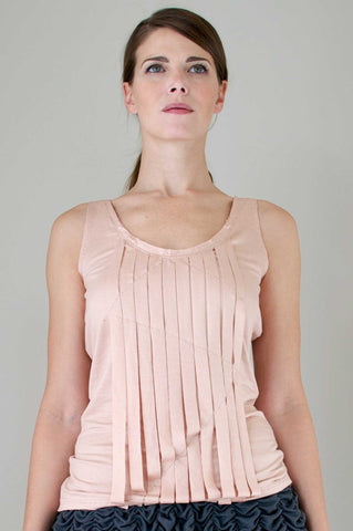 Misfit Top in Blush
