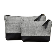 "Load image into Gallery viewer, Accessory bags ""Gray"" (Set of 2)(L&S)"