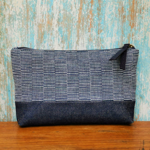"Accessory bags ""Indigo"" (Set of 2)(L&S)"