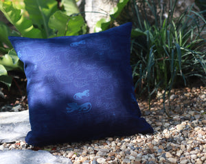 "Cushion cover ""Ocelot"" (M)"