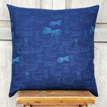 "Load image into Gallery viewer, Cushion cover ""Ocelot"" (M)"