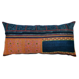 "Cushion cover ""Vintage Hmong"""
