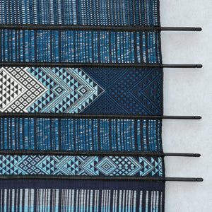 "Wall hanging ""Blue Naga"""