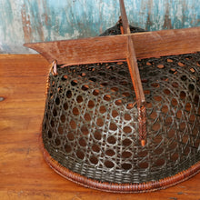 "Load image into Gallery viewer, Bamboo basket ""Karen"" (S)"