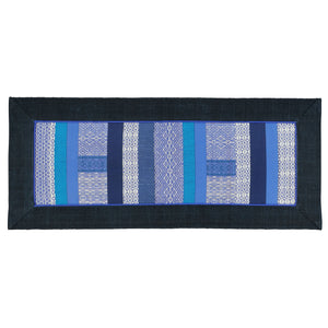 Table runner (Blue)(50 cm)