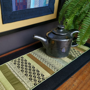 Table runner (Green)(50 cm)