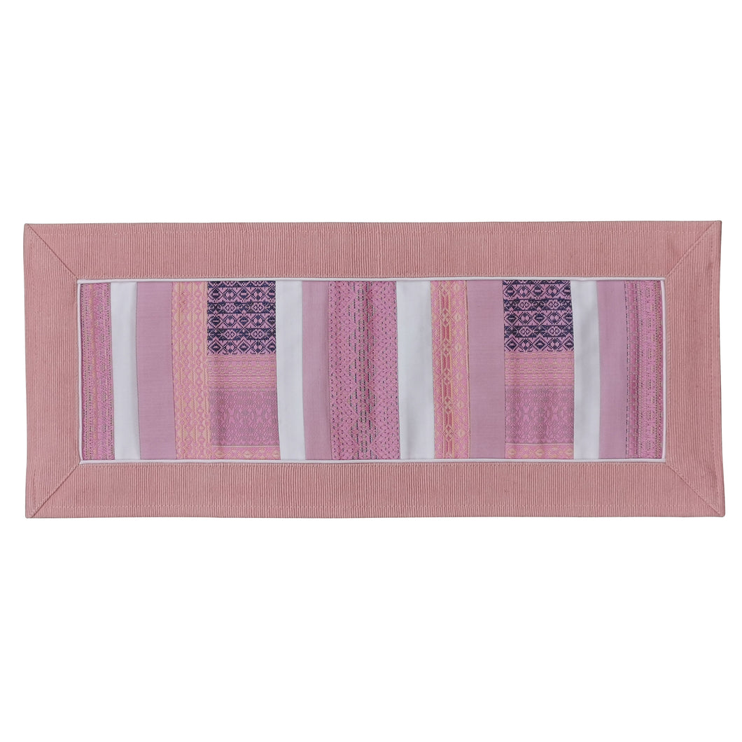 Table runner (Pink)(50 cm)
