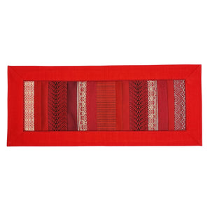 Table runner (Bright red)(50 cm)