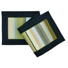 Load image into Gallery viewer, Table runner (Green/blue)(90 cm)