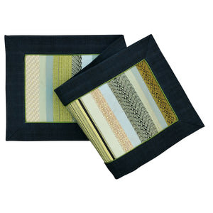 Table runner (Green/blue)(90 cm)