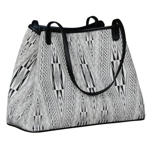 "Shoulder bag ""Vietnamese diamond"""