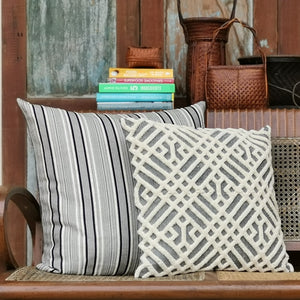 "Cushion cover ""Stripes"""