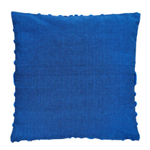 "Load image into Gallery viewer, Cushion cover ""Chenille"" (Blue)"