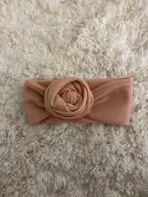 Load image into Gallery viewer, Mini Rose Head Wrap