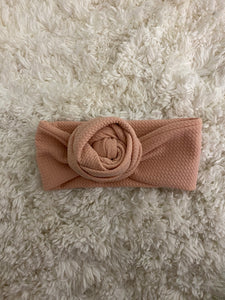 Mini Rose Head Wrap