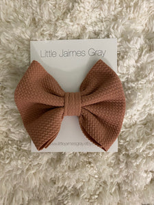 Olivia Sante Fe Bow Head Band